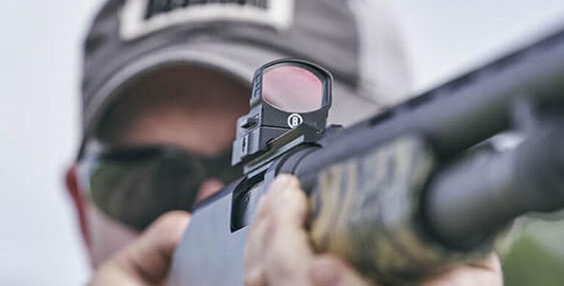 Monturas de punto rojo para escopeta