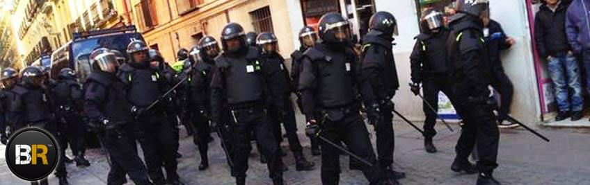 Aquí podrás comprar equipo de antidisturbios