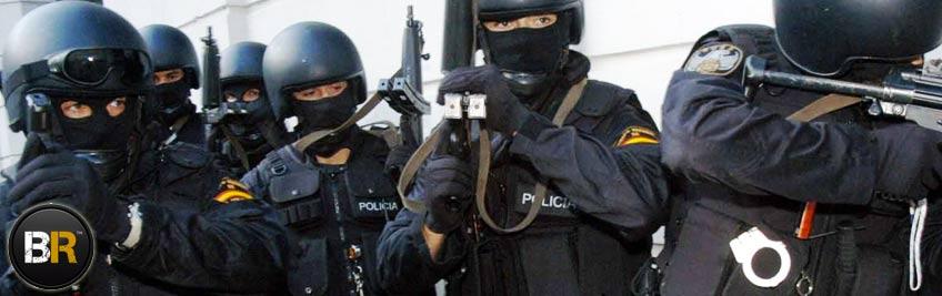 Aquí podrás comprar equipo policial