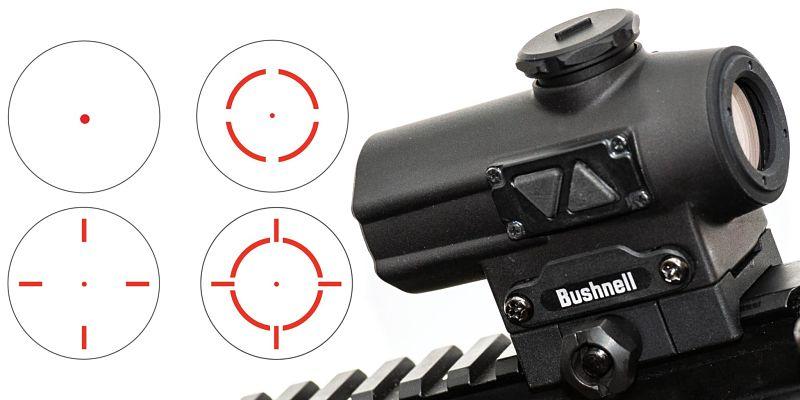 Punto rojo Bushnell TAC OPTICS