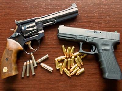 recarga pistolas y revolver