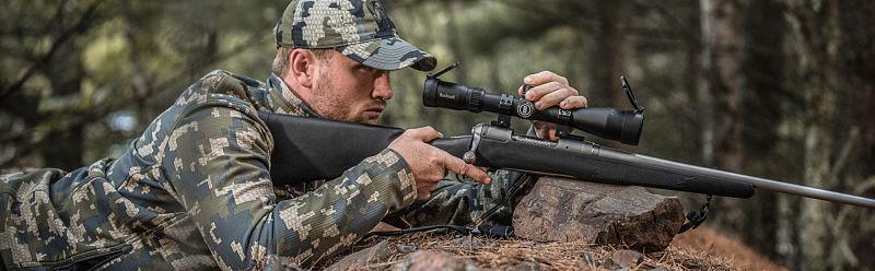 Visor rifle