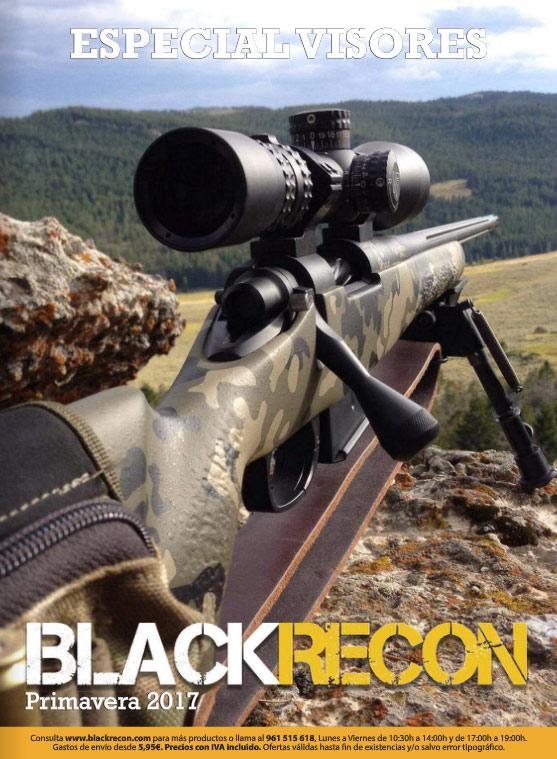 Catálogo de visores Blackrecon 2017