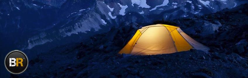 Aquí podrás comprar equipo de acampada