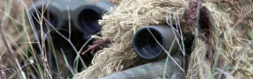 Aquí podrás comprar visores de sniper / francotirador
