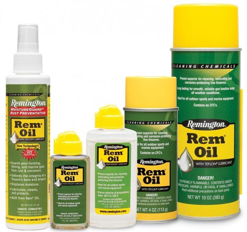 Aceite para armas Remington