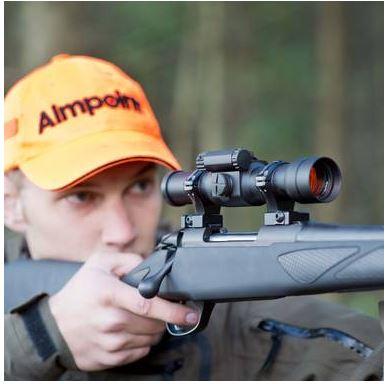punto rojo aimpoint 9000L perfecto para caza