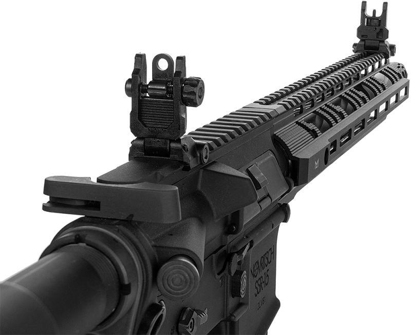 alzas y puntos de mira para rifles