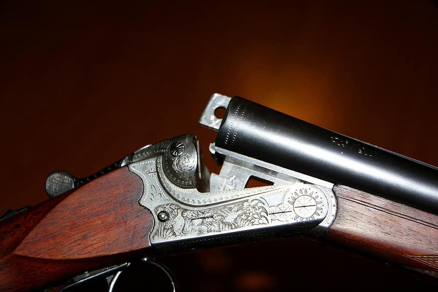 La escopeta de caza cuenta con muchos años de historia
