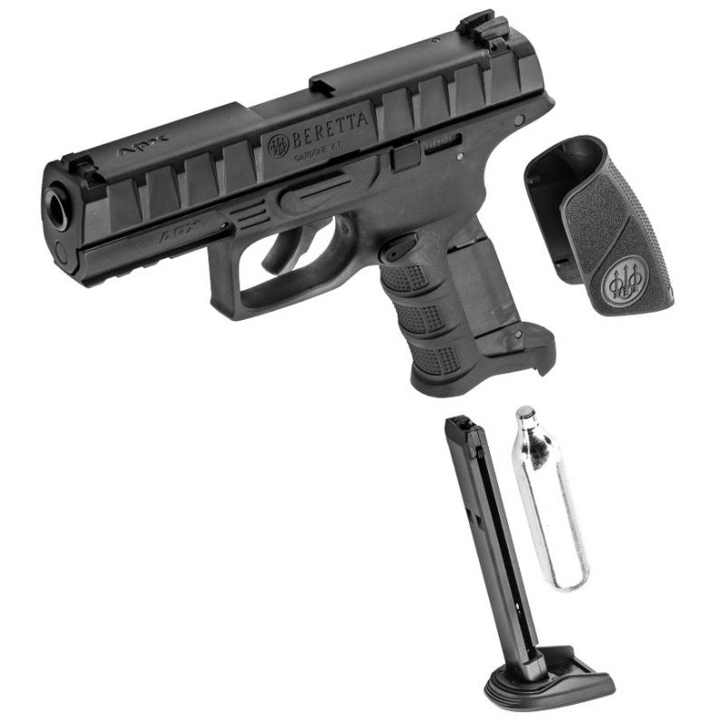 pistola umarex balines co2