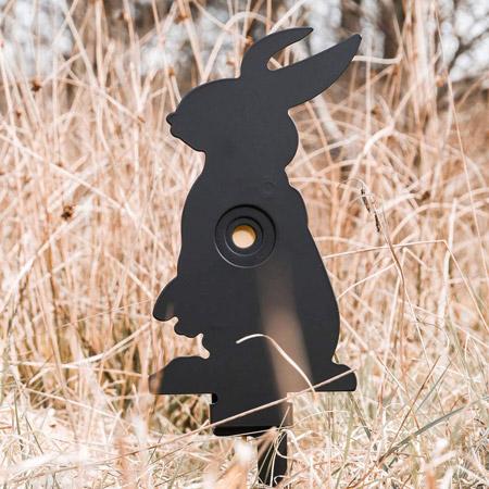 Diana metálica conejo