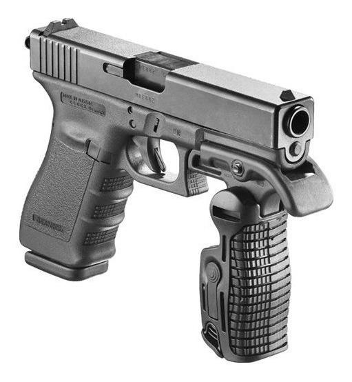 La empuñadura para armas y sus características