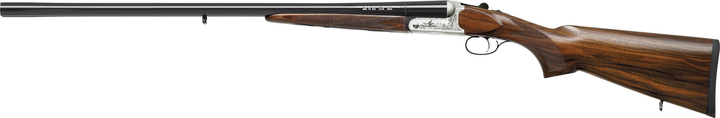 escopeta caza yuxtapuesta