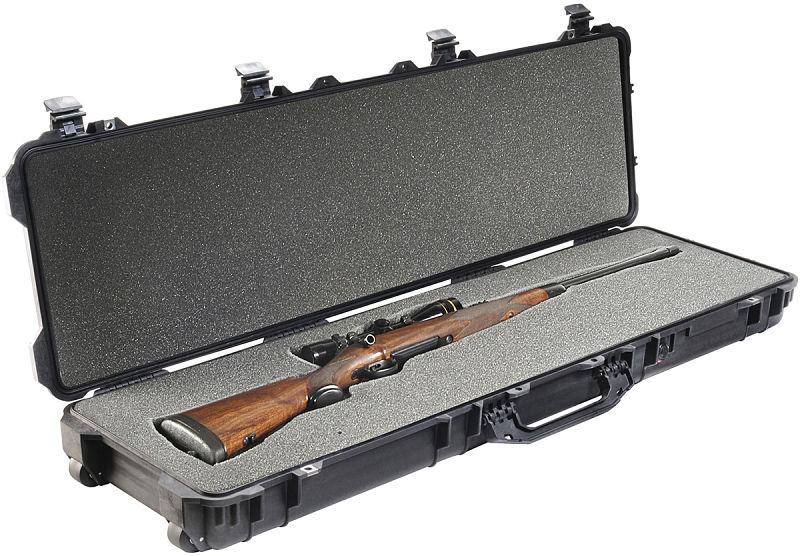 Maletín para rifle visor