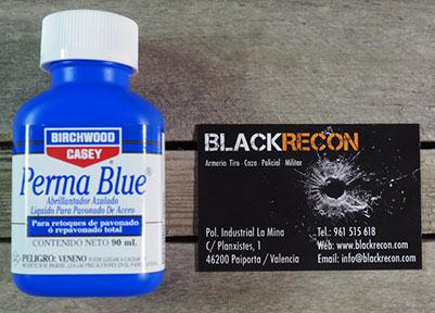¿Cómo usar Perma Blue?