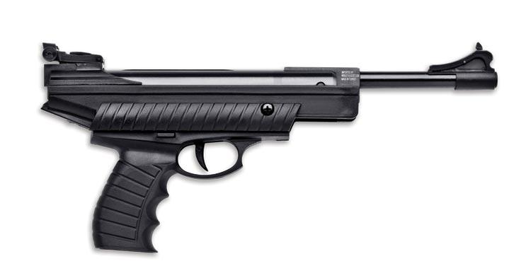 pistola balines 4.5 muelle