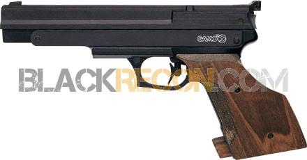 pistola balines tiro