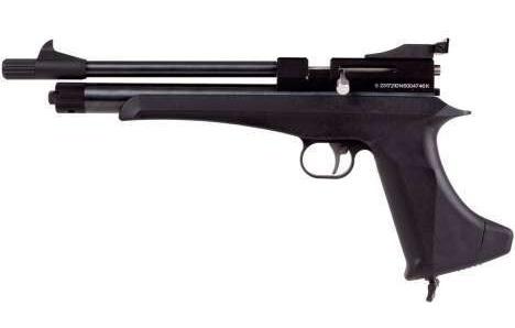 pistola balines co2 4.5