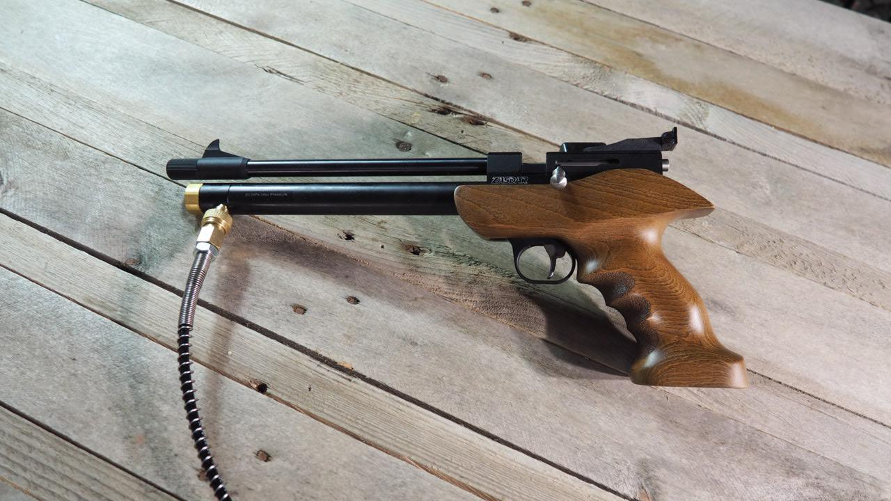 Pistola pcp