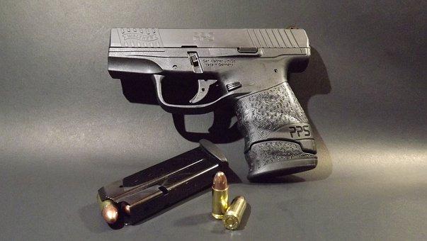 pistola defensa