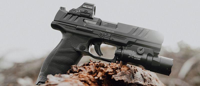 Pistolas de competición 9mm
