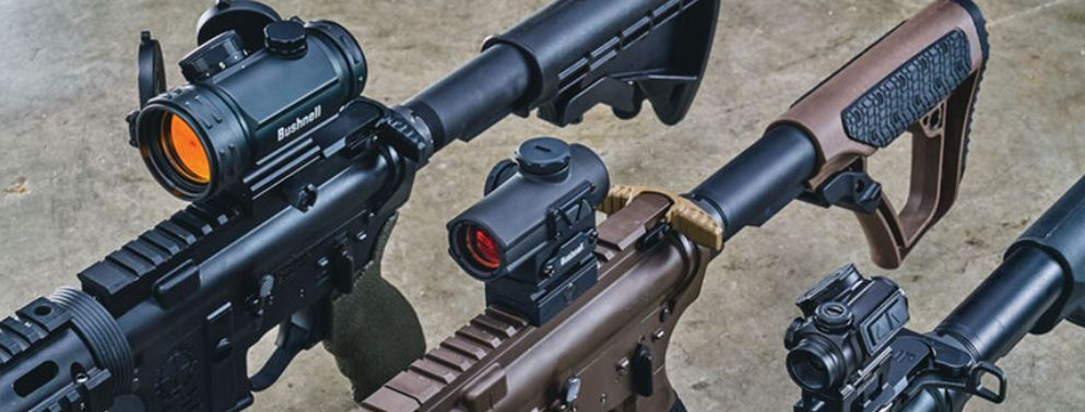 Comprar un punto rojo de caza