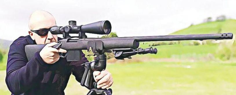 remington francotirador