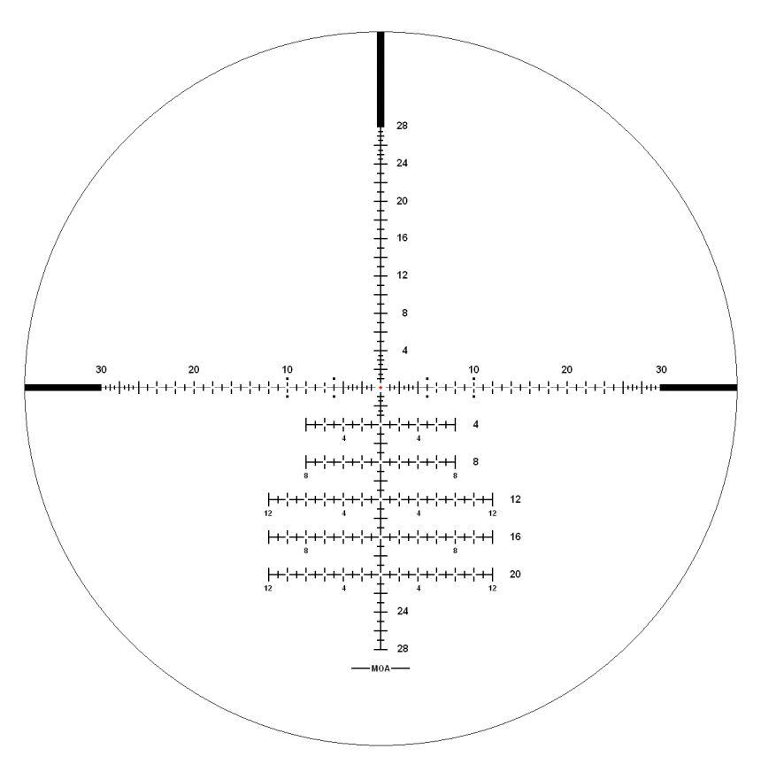retícula MP-EXTREME X1