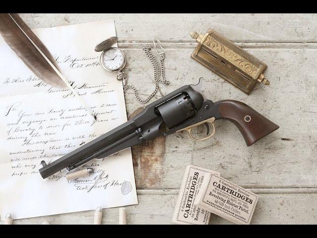 revolver avancarga histórico