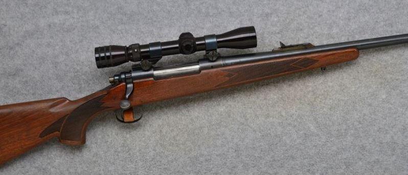 rifle rececho