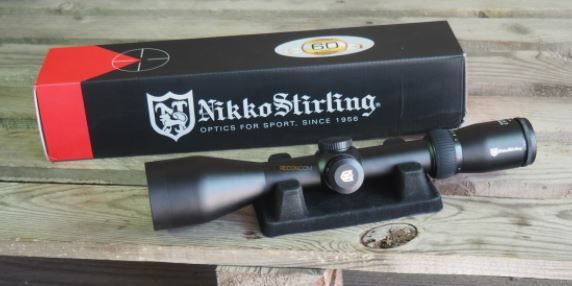 Visor Nikko Stirling Diamond para caza con garantía de por vida
