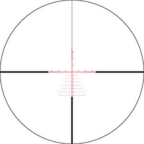 reticula visor vortex gen ii 3-18x50
